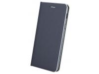 Husa Piele OEM Smart Venus pentru Samsung Galaxy S9+ G965, Bleumarin, Bulk