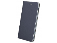 Husa Piele OEM Smart Venus pentru Samsung Galaxy S8 G950, Bleumarin, Bulk