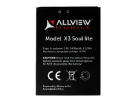 Acumulator Allview X3 Soul Lite, Bulk