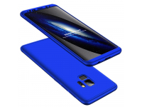 Husa Plastic OEM Full cover pentru Samsung Galaxy S9 G960, Albastra, Bulk
