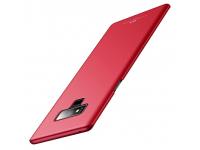 Husa Plastic MSVII Slim pentru Samsung Galaxy Note9 N960, Rosie, Blister