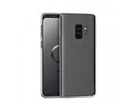 Pachet promotional iPaky Effort Husa TPU transparenta + Folie Protectie Ecran pentru Samsung Galaxy J6 J600, Sticla Securizata, Blister