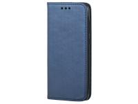 Husa Piele OEM Smart Magnet pentru Nokia 5.1 Plus, Bleumarin, Bulk