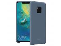 Husa TPU Huawei Mate 20 Pro, Bleumarin, Blister 51992684
