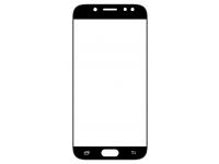 Folie Protectie Ecran Forever pentru Samsung Galaxy J5 (2017) J530, Sticla securizata, Full Face, 5D, Neagra, Blister