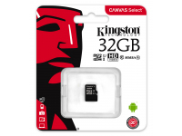 Card Memorie MicroSDHC Kingston Fara Adaptor, 32Gb, UHS-1 U1, Blister SDCS/32GBSP