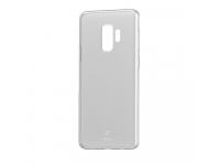 Husa Plastic Baseus Wing pentru Samsung Galaxy S9 G960, Transparenta, Blister