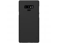Husa Plastic Nillkin Frosted pentru Samsung Galaxy Note9 N960, Neagra, Blister