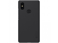 Husa Plastic Nillkin Frosted pentru Xiaomi Mi 8 SE, Neagra, Blister