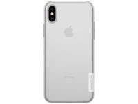 Husa TPU Nillkin Nature pentru Apple iPhone XS Max, Transparenta, Blister