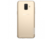 Husa TPU Nillkin Nature pentru Samsung Galaxy A6 (2018) A600, Transparenta, Blister