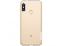 Husa TPU Nillkin Nature pentru Xiaomi Mi A2 Lite, Transparenta, Blister