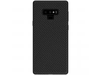 Husa Nillkin Carbon pentru Samsung Galaxy Note9 N960, Neagra, Blister