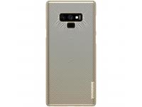 Husa Plastic Nillkin Air pentru Samsung Galaxy Note9 N960, Aurie, Blister