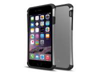 Husa TPU Itskins Evolution  Antisoc pentru Apple iPhone 6s, Gri, Blister AP6S-EVLT-GREY