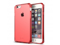 Husa TPU Itskins Spectrum Antisoc pentru Apple iPhone 6s, Rosie, Blister AP6S-SPEC-REDD