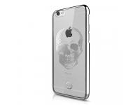 Husa TPU Itskins KROM pentru Apple iPhone 6s, Neagra, Blister AP6S-NKRO-BLCK