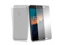 Husa TPU Phonix pentru Nokia 2.1, Transparenta, Blister NK21PP