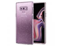Husa TPU Spigen Liquid Crystal Glitter pentru Samsung Galaxy Note9 N960, Transparenta, Blister 599CS24570