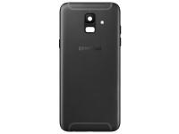 Capac Baterie Negru Samsung Galaxy A6 (2018) A600