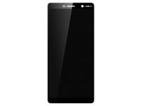 Display - Touchscreen Negru Nokia 7 plus