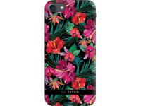 Husa Plastic SoSeven Hawai Tropical pentru Apple iPhone 7 / Apple iPhone 8, Multicolor, Blister