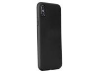Husa TPU Forcell Soft Magnet pentru Samsung Galaxy S9 G960, Neagra, Bulk