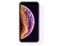 Folie Protectie Ecran Enkay pentru Apple iPhone X / Apple iPhone XS, Sticla securizata, 9H, 2.5D, Anti Blue-Ray, Blister