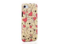 Husa Plastic Kutis Bear KH-14 pentru Apple iPhone 7 / Apple iPhone 8, Multicolor, Blister