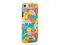 Husa Plastic Kutis Cats KH-5 pentru Apple iPhone 7 / Apple iPhone 8, Multicolor, Blister