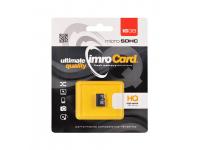 Card Memorie MicroSDHC Imro Fara Adaptor, 16Gb, Clasa 10 - UHS-1 U1, Blister
