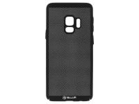 Husa Plastic Tellur Lightweight pentru Samsung Galaxy S9 G960, Neagra, Blister TLL121653