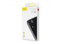 Folie Protectie Camera spate Baseus pentru Apple iPhone XR, Sticla securizata, Set 2 buc, Blister