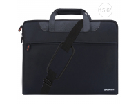 Husa textil laptop 15.6 inci Haweel Neagra
