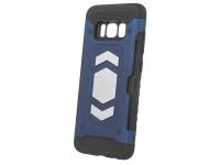 Husa Plastic - TPU OEM Defender pentru Samsung Galaxy A6+ (2018) A605, Bleumarin, Bulk