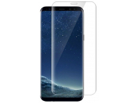 Folie Protectie Ecran XO Design Samsung Galaxy S9+ G965, Sticla securizata, Full Face, Edge Glue, FD1, Blister