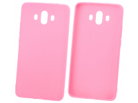 Husa TPU OEM Candy pentru Apple iPhone 7 Plus / Apple iPhone 8 Plus, Roz, Bulk