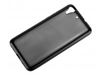 Husa Plastic - TPU OEM Defender pentru Huawei P smart, Neagra, Bulk