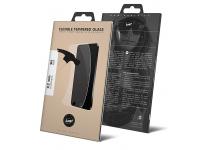 Folie Protectie Ecran Beeyo pentru Samsung J4 Plus (2018) J415, Sticla Flexibila, Blister