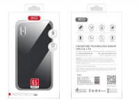 Husa TPU XO Design Matte pentru Apple iPhone XS Max, Neagra, Blister