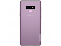 Husa TPU Nillkin Nature pentru Samsung Galaxy Note9 N960, Gri, Blister