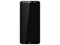 Display - Touchscreen Negru, Versiune FHD-D Huawei Mate 10 Lite