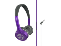 Handsfree Casti On-Ear iFrogz Toxix Plus, Cu microfon, 3.5 mm, Mov, Blister