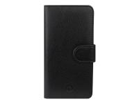 Husa Piele Redneck Prima Wallet pentru Samsung Galaxy S9+ G965, RNCS02121, Neagra, Bulk