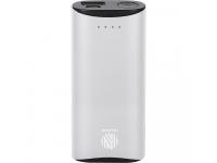 Baterie Externa Powerbank ZMEURINO PB188 5200 mA, 1 x USB, Argintie, Blister