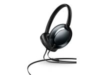 Handsfree Casti Over-Ear Philips Flite Everlite, Cu microfon, 3.5 mm, Negru, Blister SHL4805DC/00