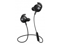 Handsfree Casti Bluetooth Philips BASS+ In-Ear, Negru, Blister SHB4305BK/00
