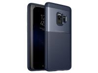 Husa TPU iPaky Shield pentru Samsung Galaxy S9 G960, Bleumarin, Blister
