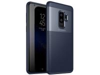Husa TPU iPaky Shield pentru Samsung Galaxy S9+ G965, Bleumarin, Blister