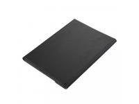 Husa Tableta Piele OEM cu Tastatura Bluetooth pentru Samsung Galaxy Tab A 10.5 T590 / Samsung Galaxy Tab A 10.5 T595, Neagra, Bulk